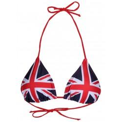 Great Britain Union Jack Women's two-piece bikini