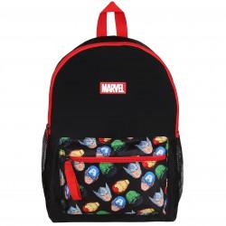 Szkolny plecak z motywem Marvel w kolorze czarnym