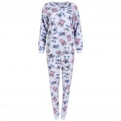 Disney Stitch Warm Blue Pyjamas