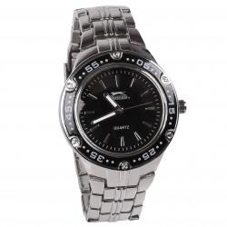 Męski zegarek na rękę, ze stali nierdzewnej Slazenger